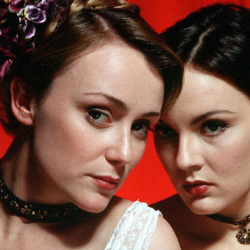 Sunday, Oct 29 at 2 PM @ Wadsworth Aetna Theater — TIPPING THE VELVET