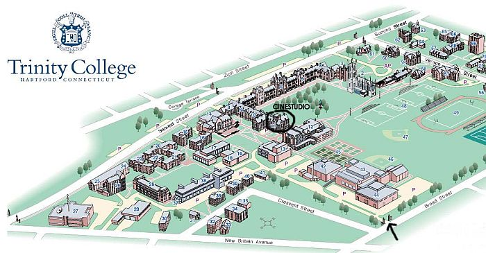Hartford Hospital Campus Map.Directions Out Film Ct Connecticut S Lgbt Film Festival