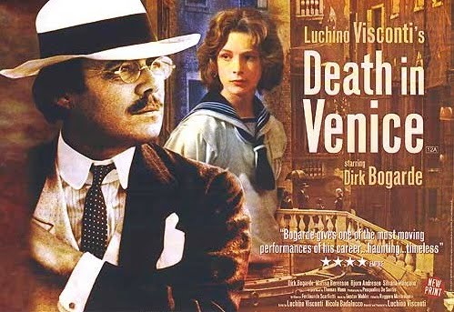Sunday, Oct 15 at 2 PM @ Wadsworth Aetna Theater — DEATH IN VENICE